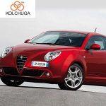 Osłona silnika Alfa Romeo Mito