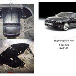Instrukcja montazu osłona silnika Audi 1.0123.00