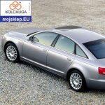 osłona silnika Audi A6 C6