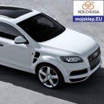 osłona silnika Audi A7