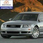 osłona silnika Audi A8 2000