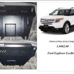 osłona silnika Ford Explorer EcoBoost 2012 1.0482.00