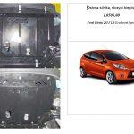osłona silnika Ford Fiesta 2012 1.0506.00