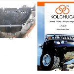 instrukcja montazu osłona silnika Suzuki Vitara 2005 1.0135.00