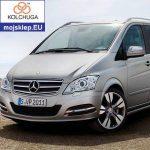 Osłona silnika dolna Mercedes-Benz Viano D (W 639) 2011