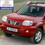 Osłona silnika dolna Nissan X-Trail I 2001