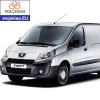 Osłona silnika dolna Peugeot Expert 2007