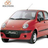 Osłona silnika dolna Daewoo Matiz 2005