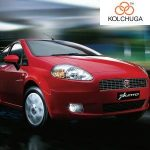 Osłona silnika dolna Fiat Grande Punto 2005