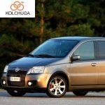 Osłona silnika dolna Fiat Panda 2003-2012