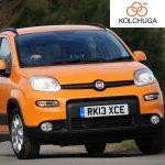 osłona silnika dolna Fiat Panda 2013