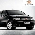 osłona silnika dolna Fiat Punto 2008