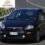 Osłona silnika dolna Fiat Punto Evo 2009