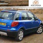 Osłona silnika dolna Fiat Sedici 2006