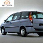 Osłona silnika dolna Fiat Ulysse II 2002