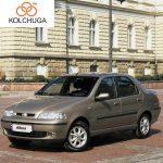 Osłona silnika dolna Fiat Albea 2002