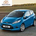 osłona silnika dolna Ford Fiesta 2012_