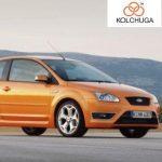 Osłona silnika dolna Ford Focus 2005-2011