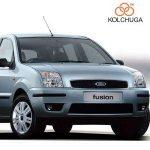 Osłona silnika dolna Ford Fusion 2002