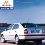 Osłona silnika dolna Skoda Octavia I A4 1997-2010