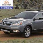 Osłona silnika dolna Subaru Outback IV 2009