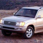 Osłona silnika dolna Toyota Land Cruiser 100 1997