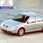 Osłona silnika dolna Volkswagen Bora 1998