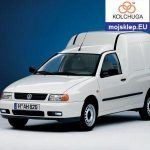 Osłona silnika dolna Volkswagen Caddy 1995