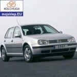 Osłona silnika dolna Volkswagen Golf 4 1997