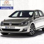 Osłona silnika dolna Volkswagen Golf 7 2012