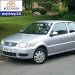 Osłona silnika dolna Volkswagen Polo 2001
