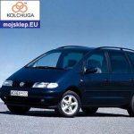 Osłona silnika dolna Volkswagen Sharan 2000