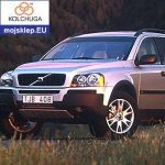 osłona silnika dolna Volvo XC90 2003-2006