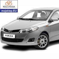 Osłona silnika dolna ZAZ Forza 2011