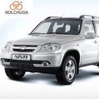Osłona silnika dolna Chevrolet Niva 2002
