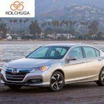 Osłona silnika dolna Honda Accord 2013
