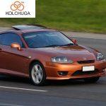 Osłona silnika dolna Hyundai Coupe GK 2002