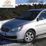 Osłona silnika dolna Hyundai Accent 2006