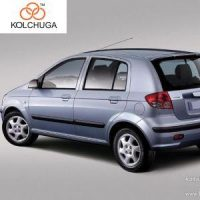 Osłona silnika dolna Hyundai Getz 2002