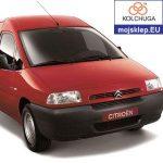 Osłona silnika dolna Peugeot Expert 1995