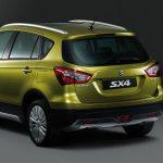 Osłona silnika dolna Suzuki SX-4 2013