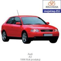 osłona silnika Audi A3 1996-2003