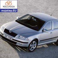 osłona silnika dolna Skoda Octavia II A5 2004