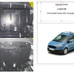 osłona silnika Ford Transit Courier 2014 1.0465.00